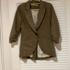 Tweed Blazer by Gibson